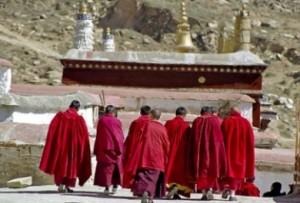 5 Tibetani si danno fuoco prima del congresso del PCC