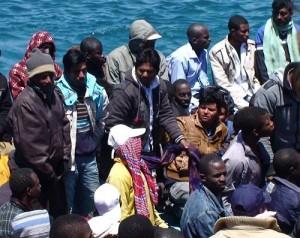 Inmigrantes: aún un hierro candente