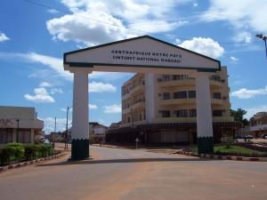 Coprifuoco a Bangui