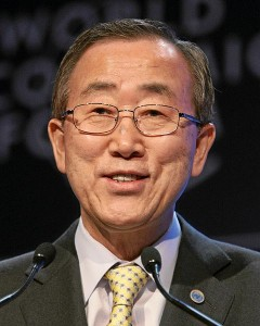 On International Human Solidarity Day, Ban Ki-moon says unity key to reaching goals
