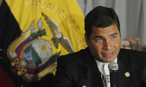 Correa ratifica que diálogos entre Colombia y las Farc benefician a América Latina
