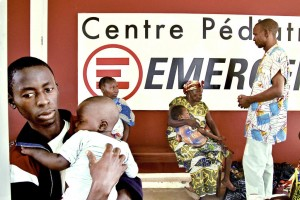 I medici di Emergency continuano a lavorare a Bangui