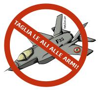 Manifestazione per dire NO agli F35 e all'aumento delle spese militari