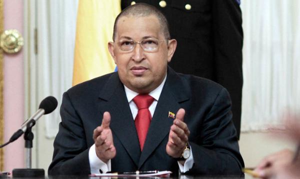 Chávez está bem e consciente, diz vice-presidente da Venezuela