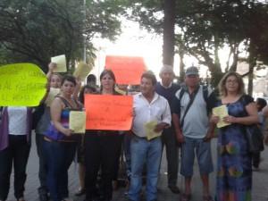 Humanistas apoyan a deudores habitacionales