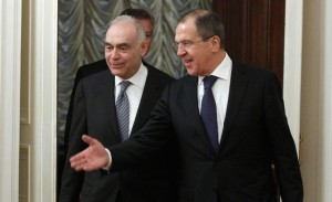 Russia 'actively' persuading Assad regime to talk to opposition: Lavrov