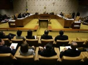 Câmara aprova reajuste para ministros do Supremo Tribunal Federal