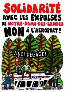«Notre Dame des Luttes !», un documentaire de 52 minutes (Notre-Dame-des-Landes)