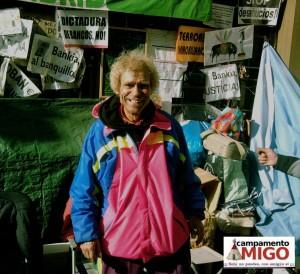Historias de #AcampadaBankia y Atahualpa Yupanqui
