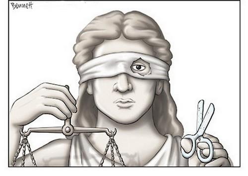 Democracia judicial: igualdad ante la justicia