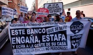 Lo sfratto quotidiano: la Spagna e le drammatiche conseguenze della speculazione e del «debito»