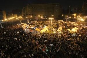 Guerra civil nubla el horizonte de Egipto