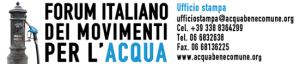 La Comunità Europea tuteli la salute dei cittadini: nessuna tolleranza a sostanze tossiche nell'acqua potabile