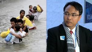 Ante las 500 muertes causadas por un tifón, el negociador filipino exhorta a cerrar acuerdo sobre cambio climático