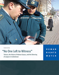 Uzbekistan: Free Political Prisoners on Constitution Day
