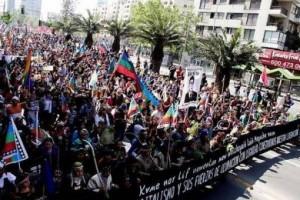 Le gouvernement chilien stigmatise les Mapuches dans des violences jugées terroristes