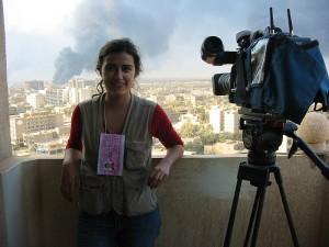 Olga Rodríguez: «Ser ciudadano y ciudadana es poder y saber manejar información y difundirla»