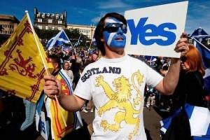 Con l'educazione gratuita come bandiera, la Scozia sogna la separazione dal Regno Unito