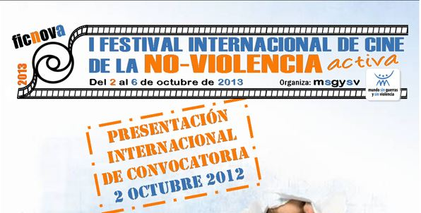 30 cities around the world to take part in the 1st international active nonviolence film festival