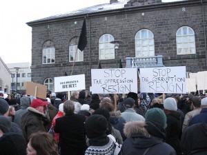 Précisions d'un Islandais indigné