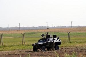 Turquía y la guerra civil en Siria