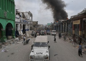 Haiti: dopo tre anni situazione ancora devastante