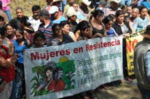 A roadblock becomes a gateway to resistance in Guatemala
