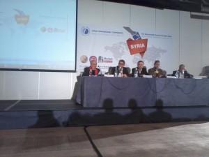 Conférence Internationale sur la Syrie : Déclaration de Genève