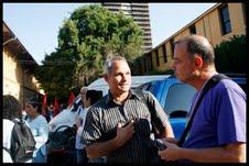 Entrevista al delegado cubano en la Cumbre de los Pueblos
