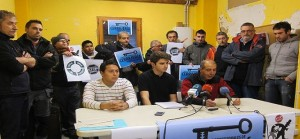 La rivolta dei fabbri di Pamplona: contro gli sfratti, non cambiano più le serrature agli appartamenti