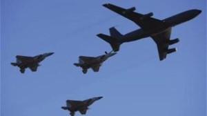 Aviones de combate israelíes bombardean Siria y matan a dos personas