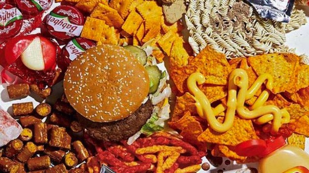 El Peligro Del Consumo De Comida Chatarra