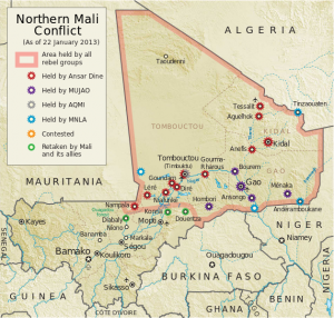 French, Malian Military Restrict Access of Media to Conflict Areas