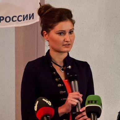 Syria, an alternate reality. Interview with Anastasia Popova