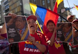 Solidarity with Venezuela in the U.S.