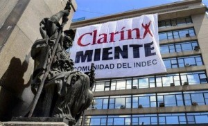 La campaña del SÍ a la Ley de Medios en Argentina