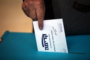 Israeliani cedono il loro voto ai palestinesi