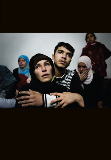 World Report 2013: Challenges for Rights After Arab Spring