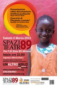Concerto di solidarietà a favore del progetto UnAltroAsilo