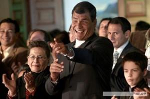 Rafael Correa consolida su liderazgo con mayoría propia en la Asamblea Nacional