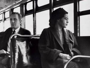 Rosa Parks, maintenant et pour toujours