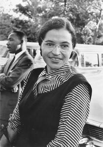 Ora e sempre Rosa Parks