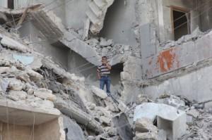 Gobierno de EEUU dividido sobre Siria