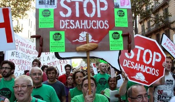 Uno de tantos llamamientos cotidianos en España