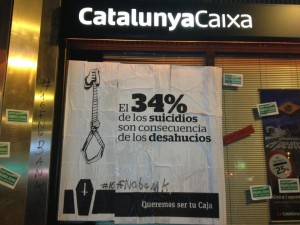La Spagna reclama il diritto alla casa