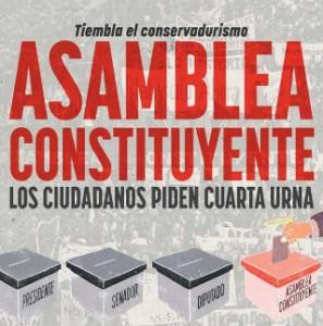 Asamblea Constituyente: un golpe a la cómoda oligarquía chilena