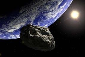 Asteroide afastou-se já da Terra sem causar danos