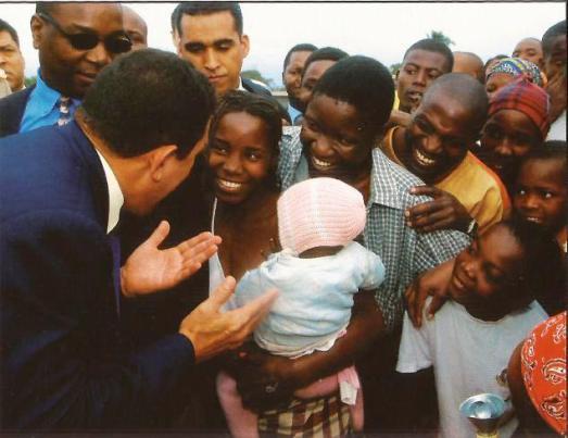 Lettre d'Hugo Chavez à l'Afrique (21 février 2013) : « Formons un seul peuple, un seul continent, nous ne pouvons rien attendre sinon de nous mêmes »