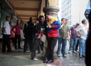 Parmi des millions, deux histoires qui font la révolution vénézuélienne