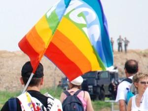 """Defensa Popular No-violenta: los """"soldados de la paz"""""""
